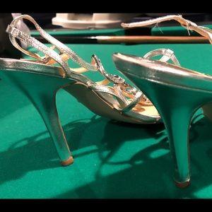IVANKA Trump Size 10, glamorous jewel heel